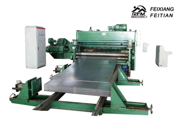 3 - 10mm Sheet Metal Flattening Machine FX-10 With Automatic Control System