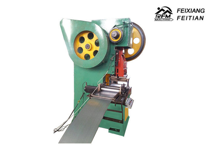 63T Deepthroat Rotary Punching Machine 5.5kw Motor Hydraulic Power Press Machine