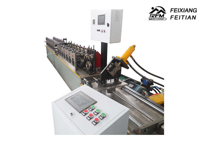 High Speed Ceiling Channel Roll Forming Machine T Grid Production Line