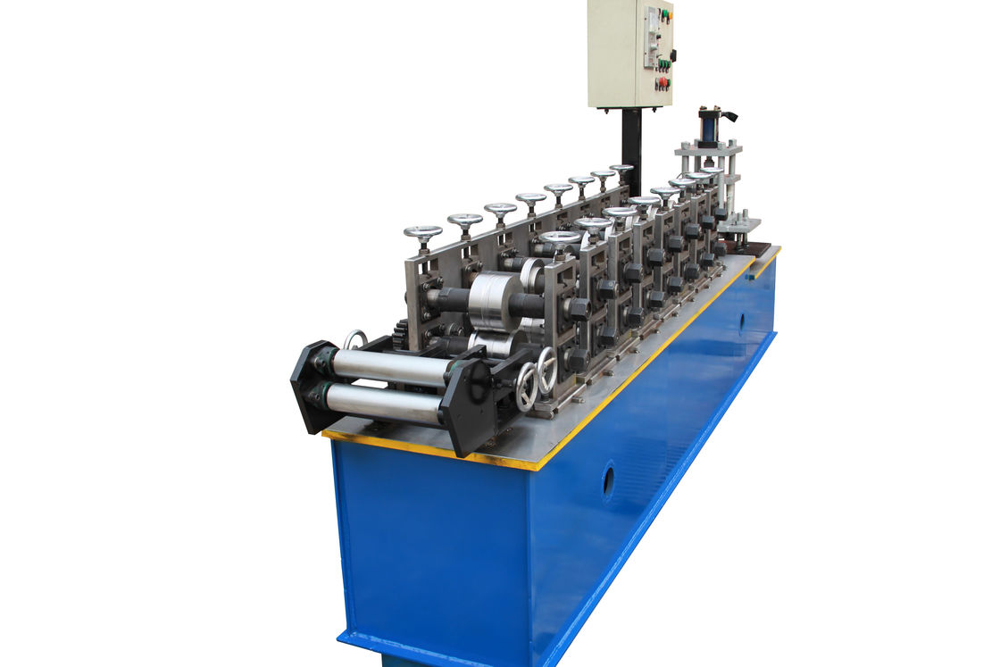 C U Stud And Track Channel Automatic Roll Forming Machine PLC Control System